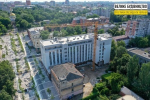 У Дніпрі створять дитячу лікарню з новітнім реабілітаційним центром