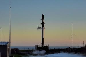 Rocket Lab запустила супутник Космічних сил США