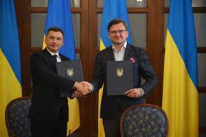 МЗС та «Фонд Східна Європа» домовилися про підтримку експертної мережі Кримської платформи