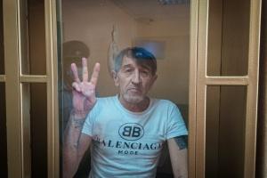 Засуджений окупантами кримчанин Приходько перебуває у в'язниці Владимира