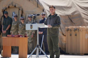 Zelensky: Eighty special operations soldiers killed in war in Donbas