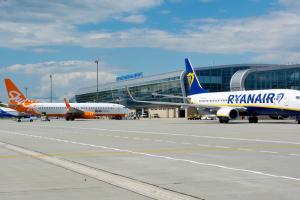 Ryanair i SkyUp з серпня відновлять та запровадять низку авіарейсів зі Львова