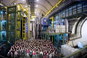 На Великому адронному коллайдері відкрили нову форму матерії