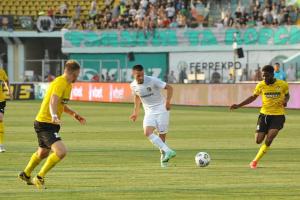 «Ворскла» програла фінському КуПС у кваліфікації Ліги конференцій УЄФА