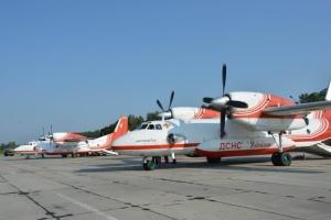 Украина отправляет в Турцию самолеты для тушения лесных пожаров