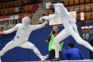 Українські шпажисти стали шостими в командному турнірі Олімпіади в Токіо