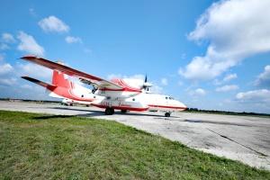 Украинские пожарные самолеты отправились на помощь Турции