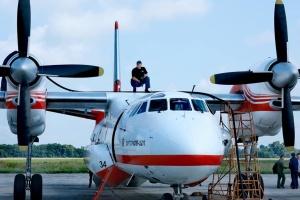 Українські літаки прибули до Туреччини для гасіння лісових пожеж