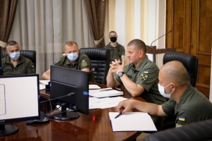 New commander-in-chief names priorities for Army development
