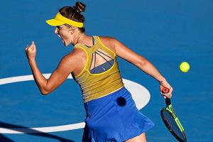 テニス女子シングルス スヴィトリナが銅メダル