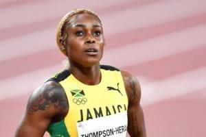 Томпсон побила олімпійський рекорд Гріффіт-Джойнер з бігу на 100 метрів
