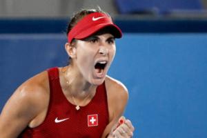 Теніс: швейцарка Бенчич виграла «золото» в одиночному розряді Ігор-2020