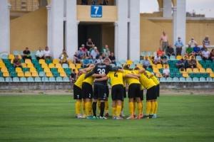 Стартував другий тур чемпіонату України з футболу у Першій лізі