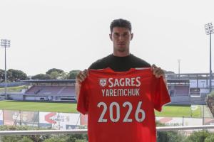 Яремчук став гравцем «Бенфіки»