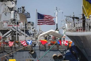 Egipto participa en Sea Breeze por primera vez en la historia de las relaciones con Ucrania