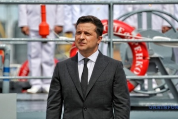 Sea Breeze 2021 demonstrates unity in countering threats posed by Russia – Zelensky
