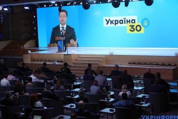 Zelensky nomme les principales priorités de la diplomatie ukrainienne