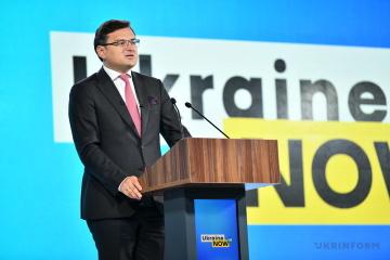 Kuleba - Ukraina będzie członkiem NATO, to kwestia czasu