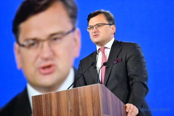 Kuleba on Ukraine's membership in NATO: 'It's a matter of time and price that we'll pay'