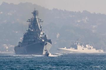 La Russie se lance dans un exercice militaire de grande ampleur dans le contexte de Sea Breeze-2021