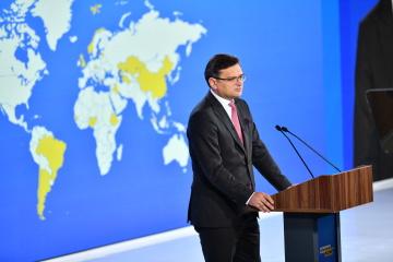 Gipfel der Krim-Plattform: Teilnehmerzahl steigt auf 40