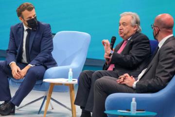 Au Forum Génération Égalité à Paris, l'ONU plaide pour une redistribution du pouvoir