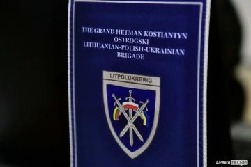 Three Swords 2021: Militärmanöver von Ukraine, USA, Polen und Litauen finden von 17. bis 30. Juli statt
