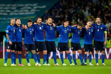 Euro 2021 : l'Italie élimine l'Espagne aux tirs au but et file en finale