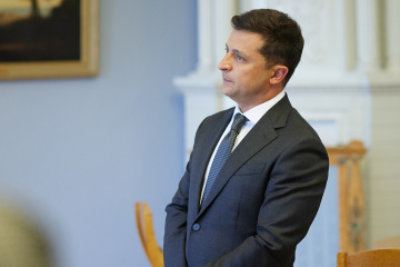Zelensky expects Ukraine-Lithuania bilateral trade to return to pre-pandemic levels