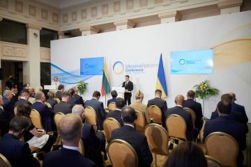 Volodymyr Zelensky : La pandémie de Covid-19 n'est pas une raison pour suspendre le processus des reformes en Ukraine