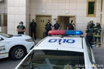 Schießerei in Kyjiw: Unbekannter verletzt Polizisten und Zivilisten