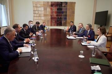 Zelensky, Swiss vice president discuss reforms in Ukraine