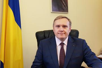 Marko Shevchenko, Ambassador of Ukraine to Moldova