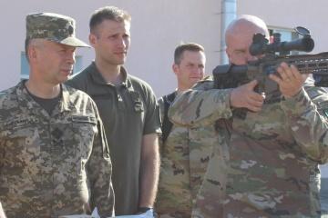 Landstreitkräfte der Ukraine und Nato vereinbaren Zusammenarbeit