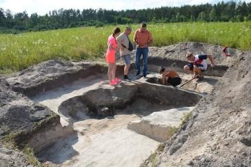 Les archéologues ont découvert une ancienne colonie des XI-XII siècles dans la région de Soumy