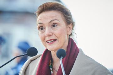 Marija Pejčinović Burić salue  les mesures prises par l'Ukraine pour avancer sur la voie des réformes