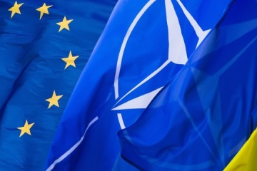 PM Shmyhal: Ukraine aims to become EU and NATO member in 5-10 years