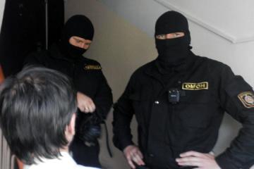 Zweiter Tag von Razzien bei Journalisten in Belarus