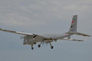 Turkish drone with Ukrainian engine breaks altitude record