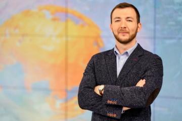 Ukrainian president appoints Nykyforov as his press secretary