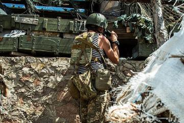 Okupanci wczoraj na Wschodzie strzelali z moździerzy i granatników