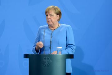 Angela Merkel assure que l'Ukraine resterait un territoire de transit de gaz vers l'Europe malgré Nord Stream 2