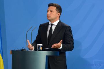 Spotkanie Bidena i Merkel może zmienić przyszłość Europy – Zełenski