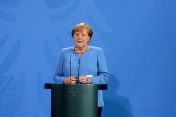 Merkel obiecuje, że Nord Stream 2 nie zastąpi ukraińskiego tranzytu