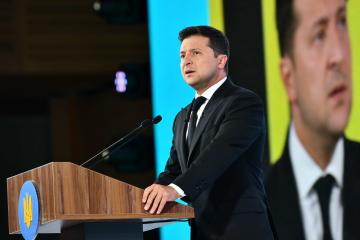 El 45% de los ucranianos confía en Zelensky
