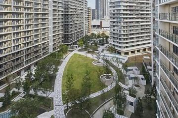 Le Village olympique a ouvert ses portes à Tokyo