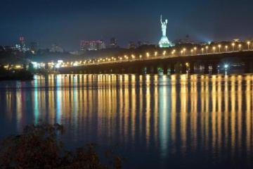 Kyiv records hottest night since 1922