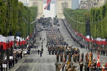 Aujourd'hui, les Français célèbrent leur fête nationale