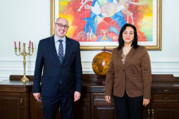 Ukraine, Egypt discuss creation of Ukrainian-language hotline for tourists