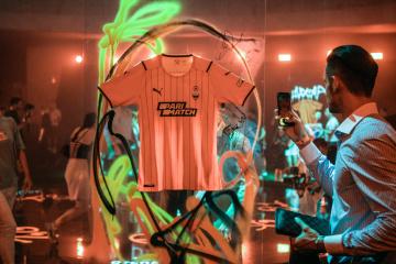 Shakhtar Donetsk unveil new kit for 2021/22 season